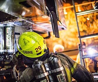 Restauranter brenner – reglene blir som før:Ingen tiltak mot ventilasjonsbrannene