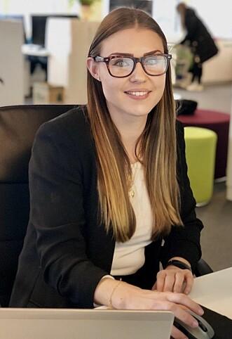 Katrine Skodven Johannessen, digital markedsansvarlig i NemiTek.
