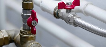 Innregulering av vannbårne energisystemer