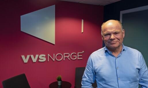 VVS Norge iverksetter strakstiltak