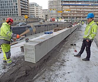 Ber offentlige byggherrer fortsette