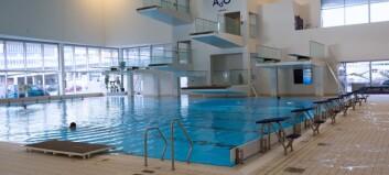 Varme og fuktighet gjør svømmehallene korona-trygge