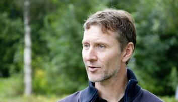 KARTLEGGER: Arve Heistad vil bruke avløpsvannet til å kartlegge hvor utbredt koronaviruset er og hvordan det utvikler seg.
