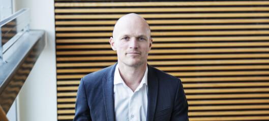 Rune Hardersen blir ny Norge-sjef i GK