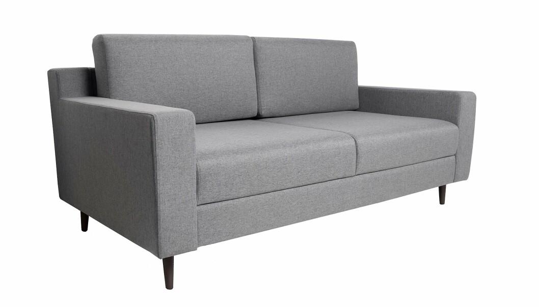 BETALING: Lyst på en sofa som del av betalingen?