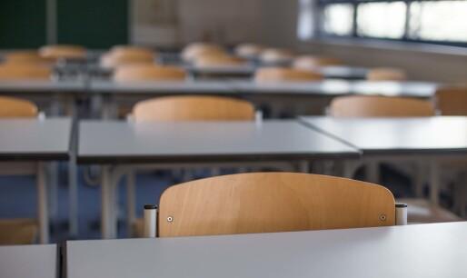 Tomme skoler bør fikse inneklima