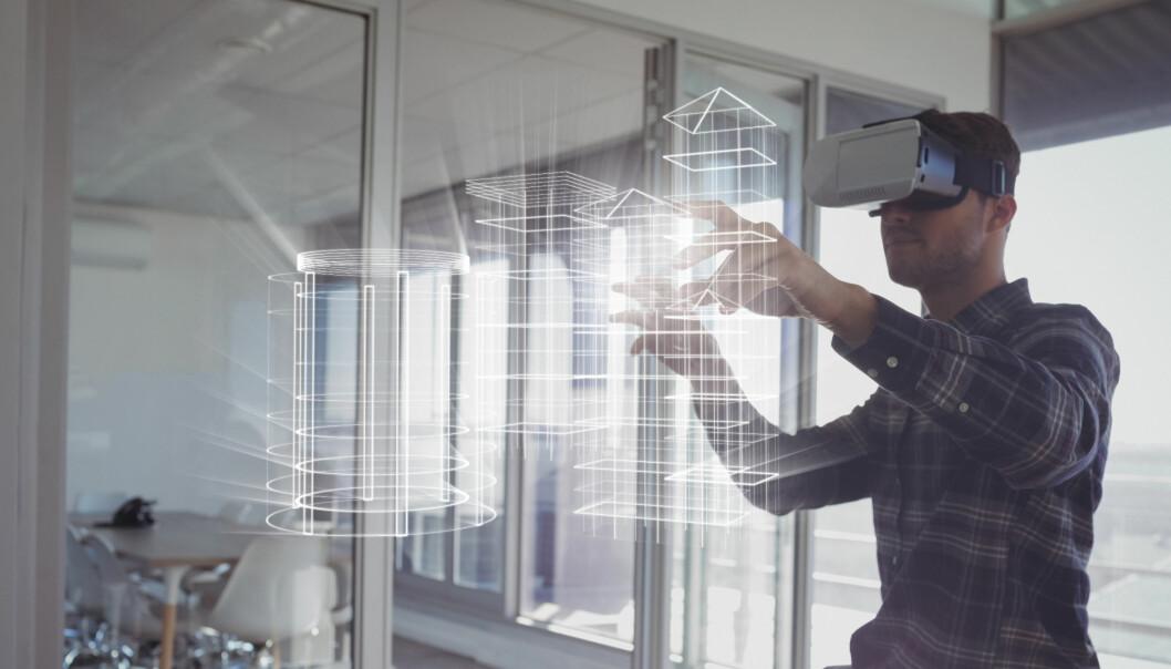 VR teknologien er altså blitt brukervennlig og gir fordeler på hjemmekontor, men hvorfor har dette så mye å si for byggenæringen?