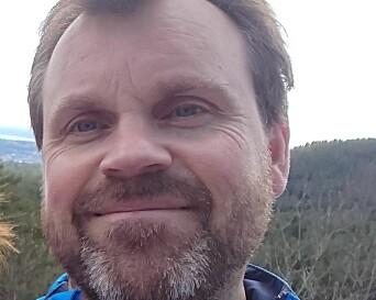 Odd Magne Solheim, daglig leder i Radonor