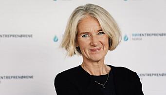Administrerende direktør Marianne W. Røiseland i Rørentreprenørene Norge.