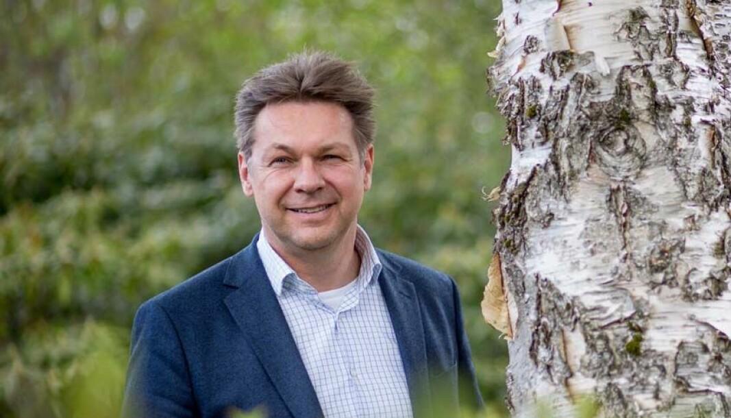 OVERTAR: Jon-Viking Thunes er ny styreleder i NemiTek.