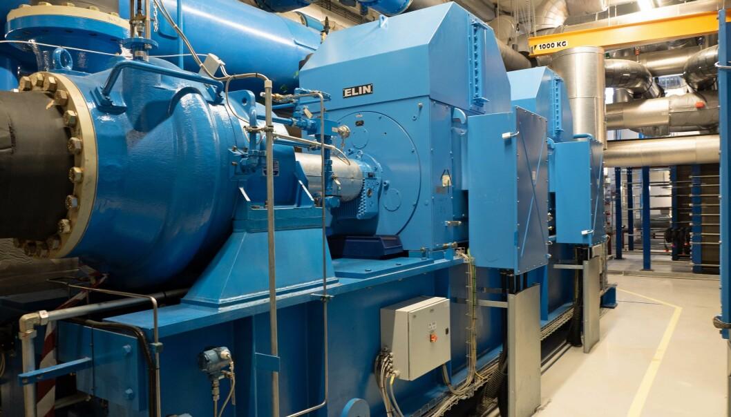 LØNNSOMT: Væske-vann-varmepumper er lønnsomt og kan bidra godt til å gjøre oppvarmingen av norske bygninger mer effektiv.