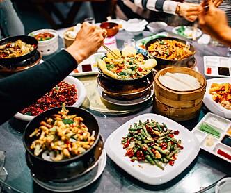 Kina: Kjøling spredte virus på restaurant – ville ikke skjedd i Norge
