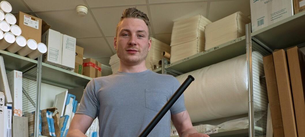 Rørlegger-råd fra Korsbakken Bad:Ikke kapp dusjen!