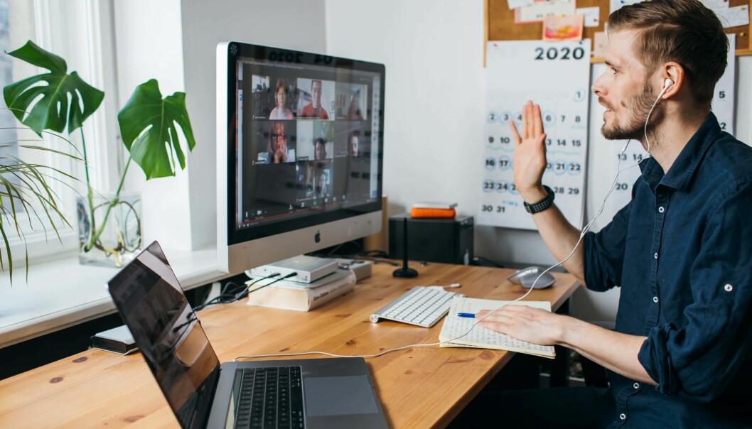 NEDTRAPPING: Når kontoristene kommer tilbake fra hjemmekontorene sine, er det ikke aktuelt å sette dem i landskap uten å gi dem faste plasser, fastslår Arbeidstilsynet.
