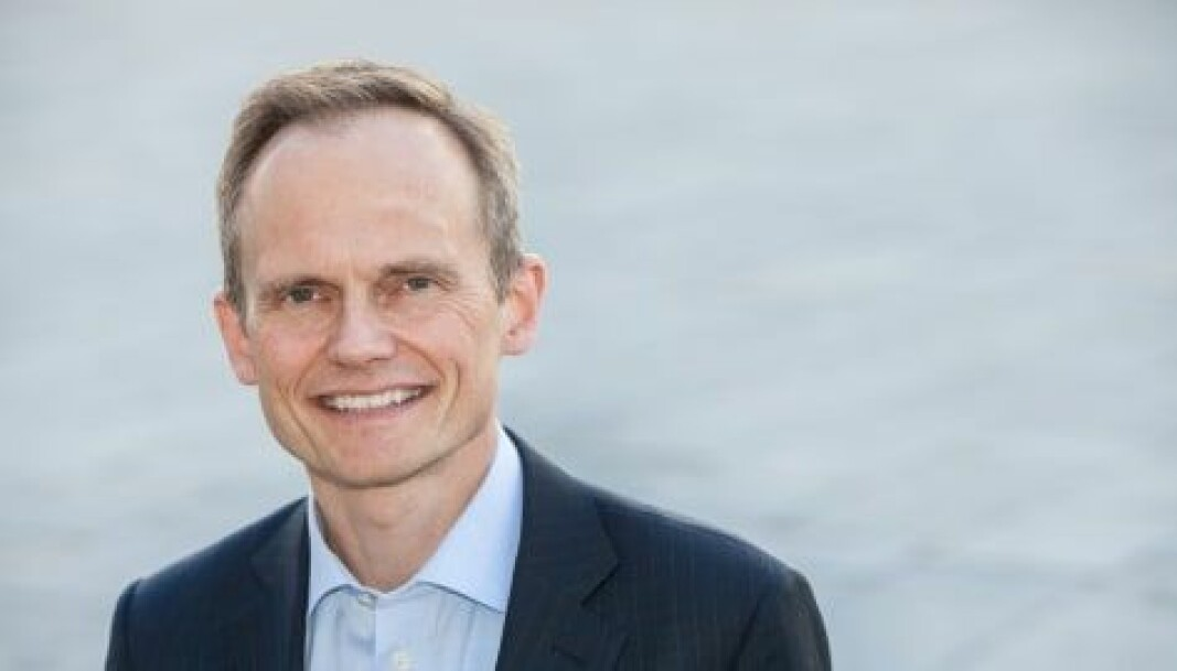 Egil Hogna blir ny konsernsjef i Norconsult