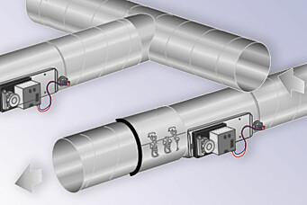 Velfungerende behovsstyrt ventilasjon