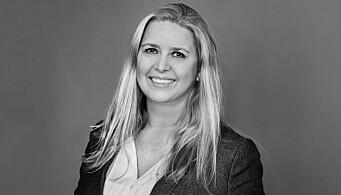 LOJALE: Når Cecilie Bjørnerud Knap og kollegene deler noe nytt på Instagram, blir det gjerne et sted mellom 1000 og 2000 hjerter umiddelbart. Hun peker også på Youtube, Linkedin og Facebook som viktige kanaler.