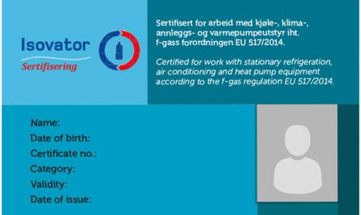F-gass-frist utsatt til 1. desember