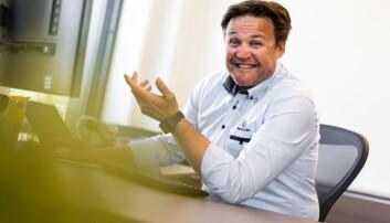 Rørkjøp-sjef Frank Olsen.