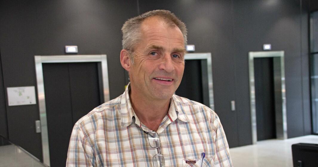 BEHOVSBRUK: Har du muligheter for behovsstyring, så må du ta dem i bruk, sier Sverre Holøs.
