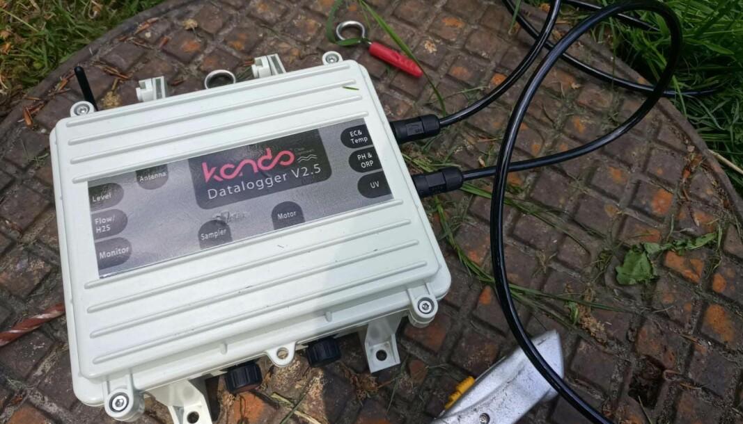 OVERVÅKER: Det israelske selskapet Kando finner mer enn bare korona: I 2013 begrenset kloakkovervåkingen et polioutbrudd.