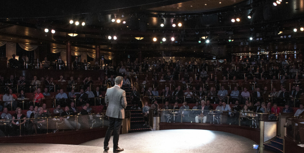 FULLSATT: Driftskonferansen 2019 var utsolgt. Over 400 deltok.