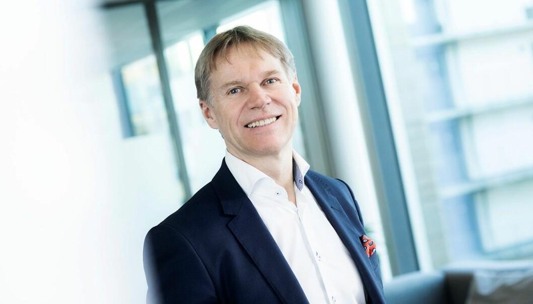 Rambølls administrerende direktør Ole-Petter Thunes overtar rollen som styreleder i Rådgivende Ingeniørers Forening (RIF).
