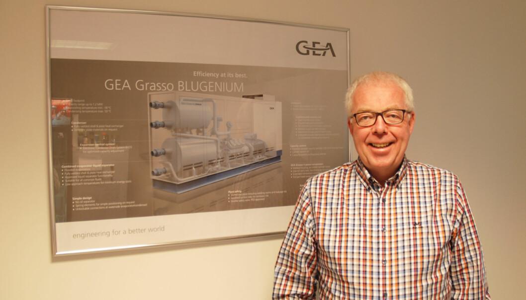 Ole Jørgen Veiby er betinget optimist.