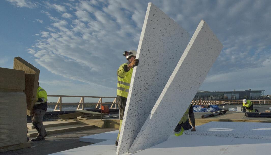 DEKLARERT: Prosjektet for å bygge nytt nasjonalmuseum har ført til flere nye miljødeklarasjoner.