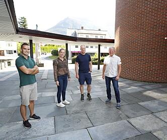 Norconsult åpner nytt kontor i Rosendal