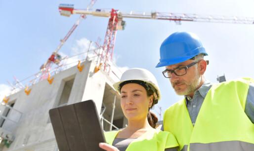SINTEF leder EU-prosjekt som skal gi større fleksibilitet, sikkerhet og produktivitet på byggeplassen