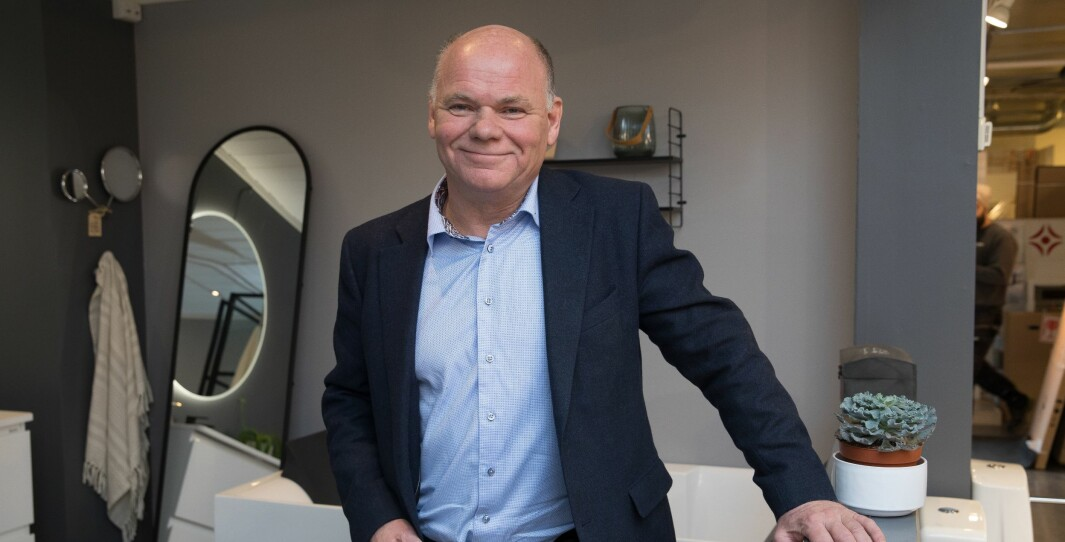 Administrerende direktør i VVS Norge, Thorbjørn Theie.