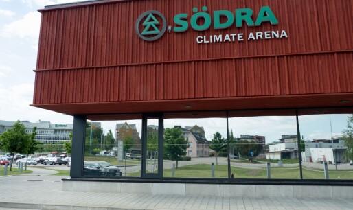 Verdens første tennishall i passivhus-utgave har spart energi for millioner