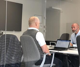 NVF i møte med NemiTek - diskuterer mulig sammenslåing