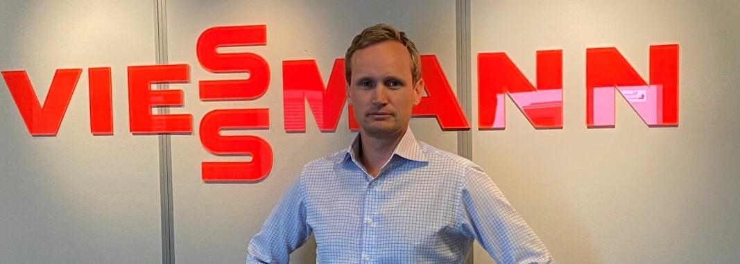 Den nye Viessmann-sjefen, Kenneth J. Kløw, vil vokse organisk, men utelukker heller ikke oppkjøp.