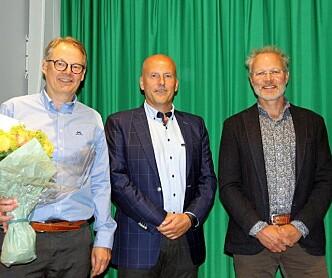 Knut Skogstad er ny styreleder i VKE
