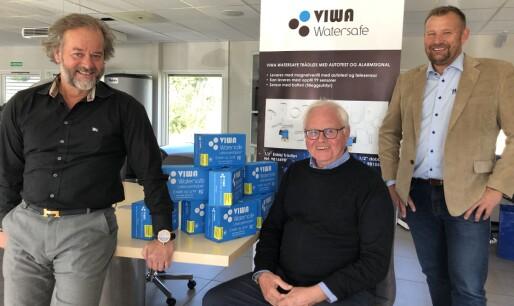 Høiax inngår samarbeid med Viggo Wahl Pedersen