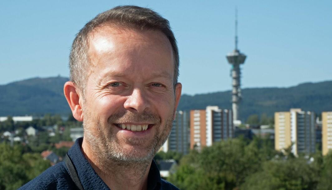 FØRST I LANDET: Kurt Ove Lodgaard i Rørentreprenørene Norge og bygghåndverkerne i Trøndelag er først ute med å gå sammen for å hjelpe privatkunder med å finne seriøse firmaer til småoppdragene sine.