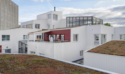 Vindmøllebakken i Stavanger vant Statens pris for byggkvalitet