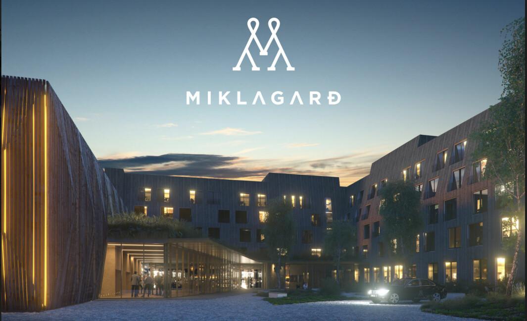 MIKLAGARD HOTELL: Lokasjon for Driftskonferansen 2020.