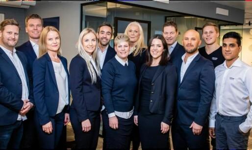 Grohe blir ny sølvpartner i Ingeborg-Nettverket