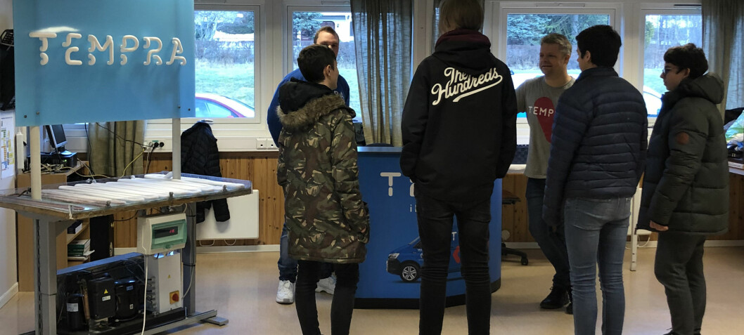 Reddet kulde-tilbudet i Ålesund