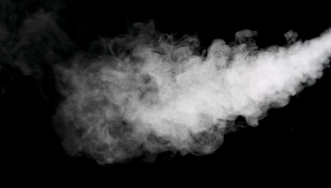 KORONATILTAK: Jo fuktigere luft, jo mindre virus, ifølge forskning som er så ny at den ikke er publisert ennå.