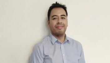 STATISTIKER: Rolando Gonzales Martinez er ikke ekspert på ventilasjon eller medisin – forskningen hans bygger på statistikk.