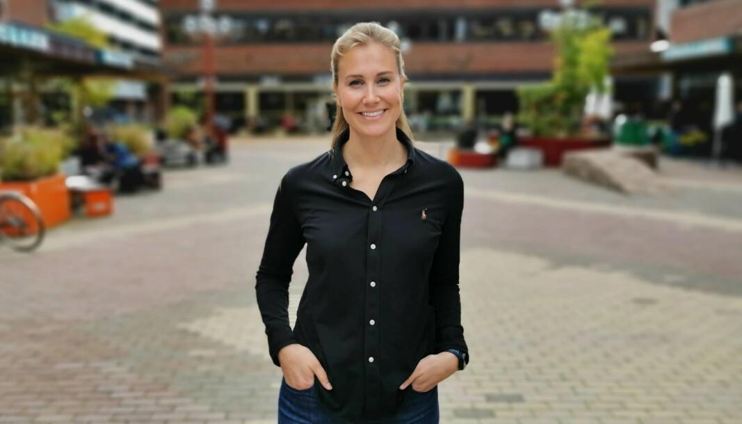 Sofie Graff Nesse, leder for PROSJEKT+.