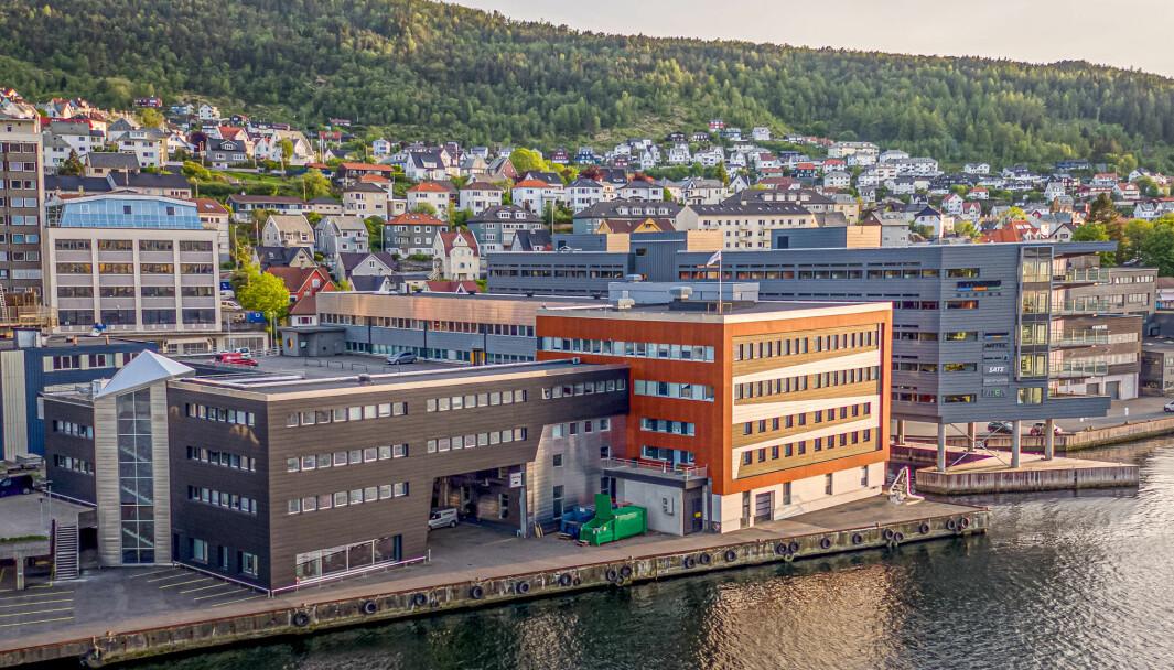 Frydenbø Eiendom AS forvalter og utvikler fast næringseiendom i Bergen.