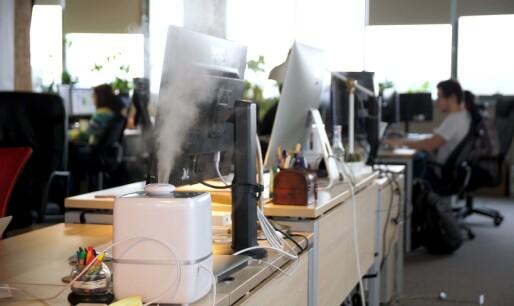 Luft-studie vekker reaksjoner:Bremser korona, øker legionella