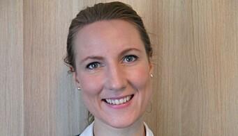 ADVARER: Irene B. Ytterdal-Larsen advarer mot å fukte mot korona bare for å ende opp med å spre legionellabakterier i stedet.