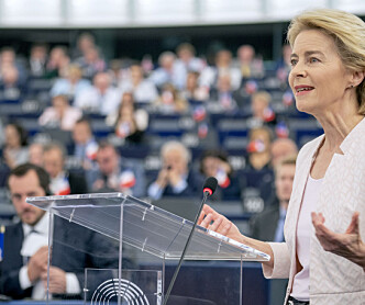 Energi i bygningene er toppolitikk i EU:Fra karbonkilde til karbonsluk