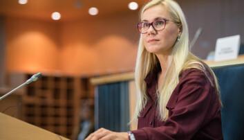 PLAN: Energikommisjonær Kadri Simson skal legge frem en oppussingsplan for europeiske bygninger.